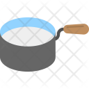 Milk Pan Icon