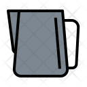 Milk Pitcher Jar Icon