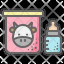 Milk Powder Icon