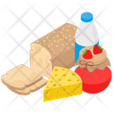 Milk Products Icon