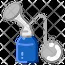 Milk Pumping Icon