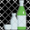 Milk Sake Icon