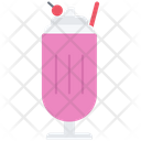 Milk Shake Drink Icon