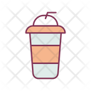 Milk Shake Take Away Cup Cup Icon