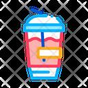 Milk Shake Food Icon