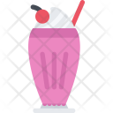 Milk Shake Cafe Icon