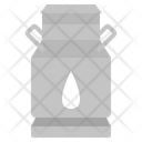 Milk Bottle Tank Icon