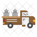 Milk Truck Icon