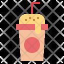 Milkshake Cup Drink Icon
