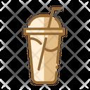 Milkshake Fruit Shake Shake Icon