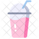 Milkshake Beverage Smoothie Icon