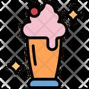 Milkshake Drink Food Icon