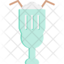 Milkshake Drink Cocktail Icon