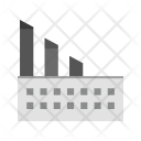 Mill Industry Plant Icon