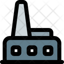 Mill Industry Factory Icon