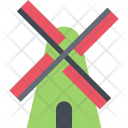 Mill Ecology Nature Icon