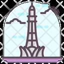 Minar E Pakistan Lahore Landmark Lahore Monument Icon