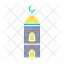 Minaret Muslim Landmark Icon