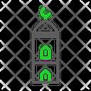 Minaret Landmark Architecture Icon