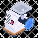 Mincing Machine Icon