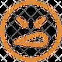 Mind Gaze Emoticon Emoticons Icon