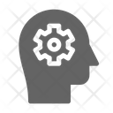 Mind Businessman Think Icon
