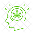 Mind Mental Relaxing Icon