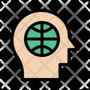 Mind Head Global Icon