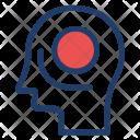 Mind Head Brain Icon