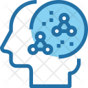 Scientific Study Mind Icon