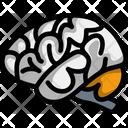 Mind Brain Organ Icon