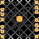 Mind Map Algorithm Icon