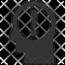 Mind Alert Icon