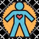 Body Mind Heart Icon