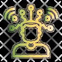 Mind Control Creative Mind Ideology Icon