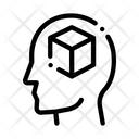 Mind Cube Icon