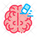 Brain Mind Erase Icon