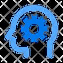 Mind Creative Head Icon