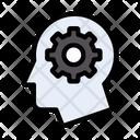 Creative Setting Gear Icon