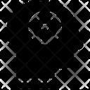 Head Cogs Mind Icon
