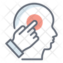 Mind Manipulation Mind Trigger Mind Access Icon