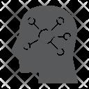 Mind Map Human Icon
