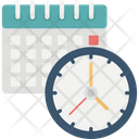 Mind Mapping Planner Time Management Icon