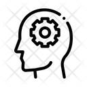 Gear Cogwheel Mechanism Icon