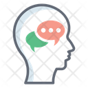 Mind Message Icon