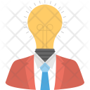 Mind Power Creative Icon