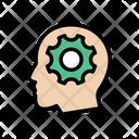 Mind Setting Management Icon
