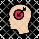 Mind Target Icon