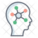 Mindmap Mapping Intelligence Icon