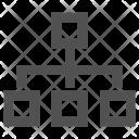 Mindmap Mind Structure Icon